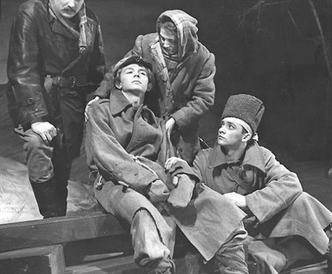 Jak hartowała się stal (1953)