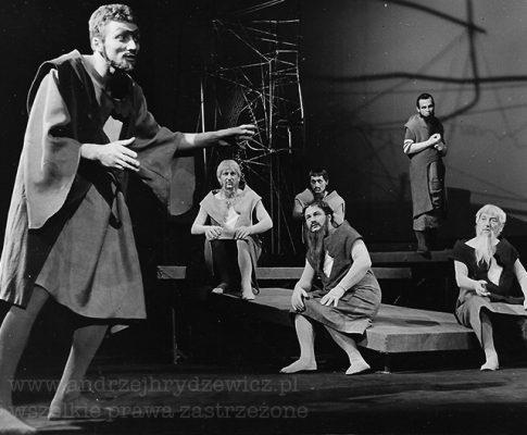 Ponad wszystko najokrutniejszy jest król (1960)