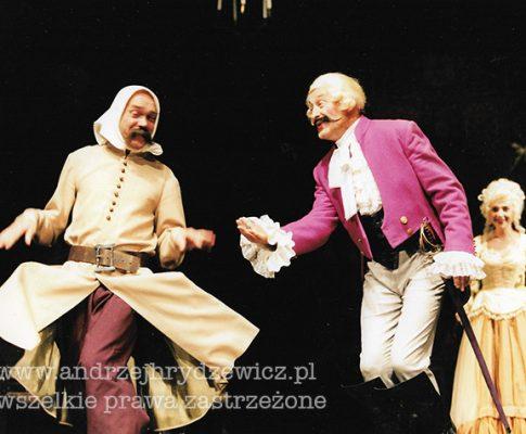 Zemsta – Těšínské Divadlo (1999)