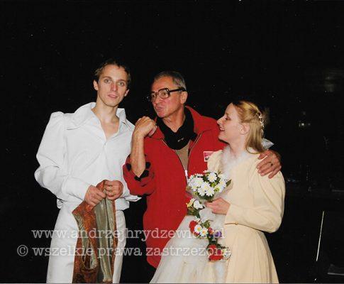 Zemsta – Teatr Dramatyczny w Koszalinie (2000)